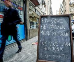 Los sueños verdes (dólares) de los argentinos