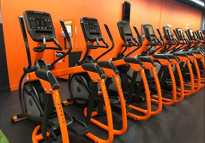 Fitness, Sali de sport, Sala de forta...
