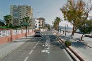 Los hechos han ocurrido en una urbanización de la avenida Ferrandis Salvador.