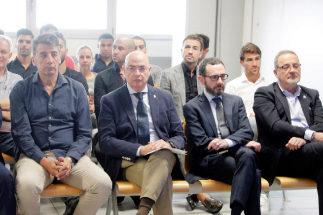 El Real Zaragoza admite pagos de primas en sobres antes del partido contra el Levante