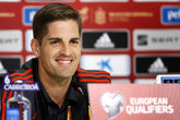 Bucharest (Romania).- Spanish national soccer team head coach...