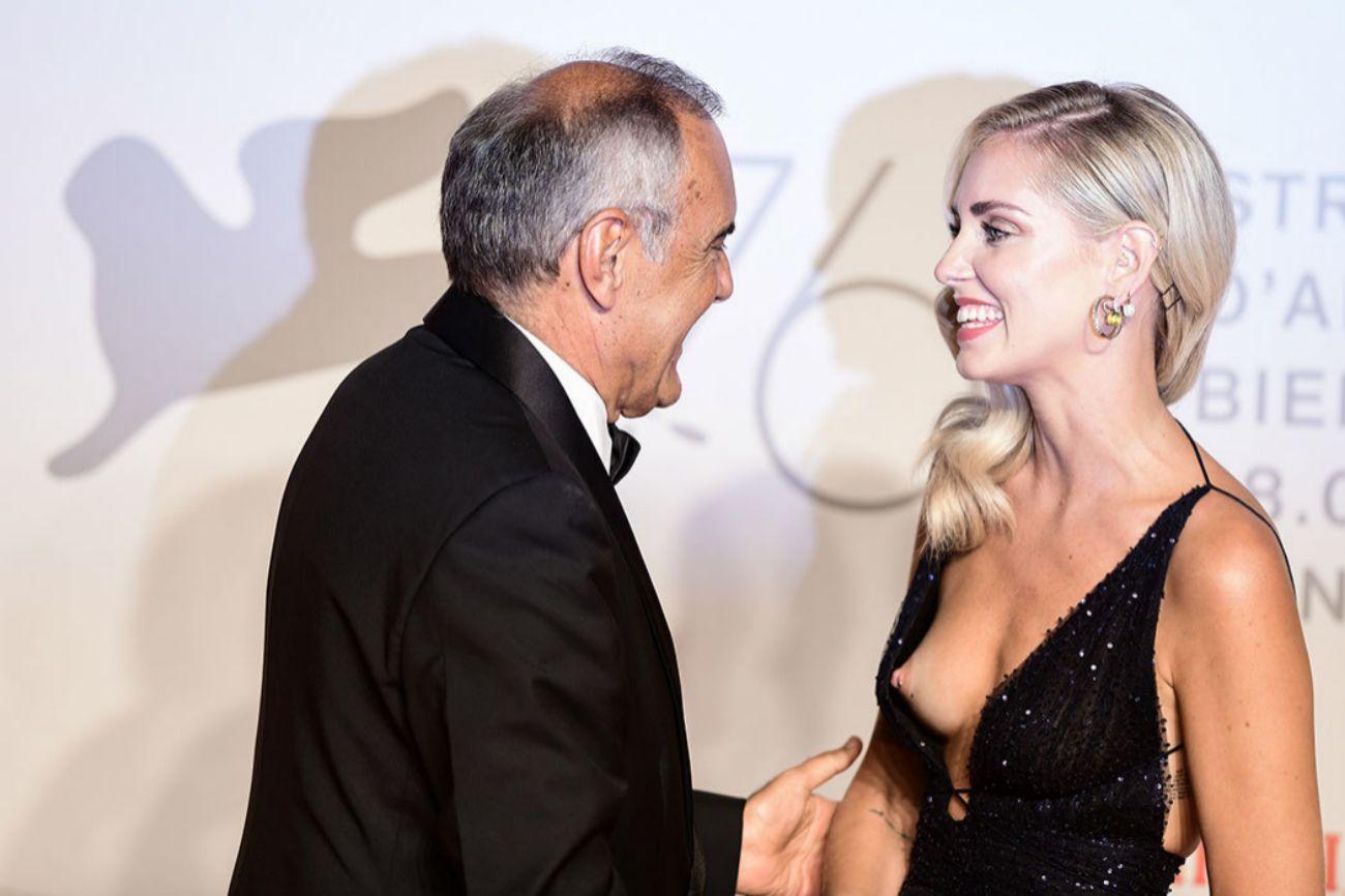 La influencer Chiara Ferragni, de 32 años, se ha convertido...