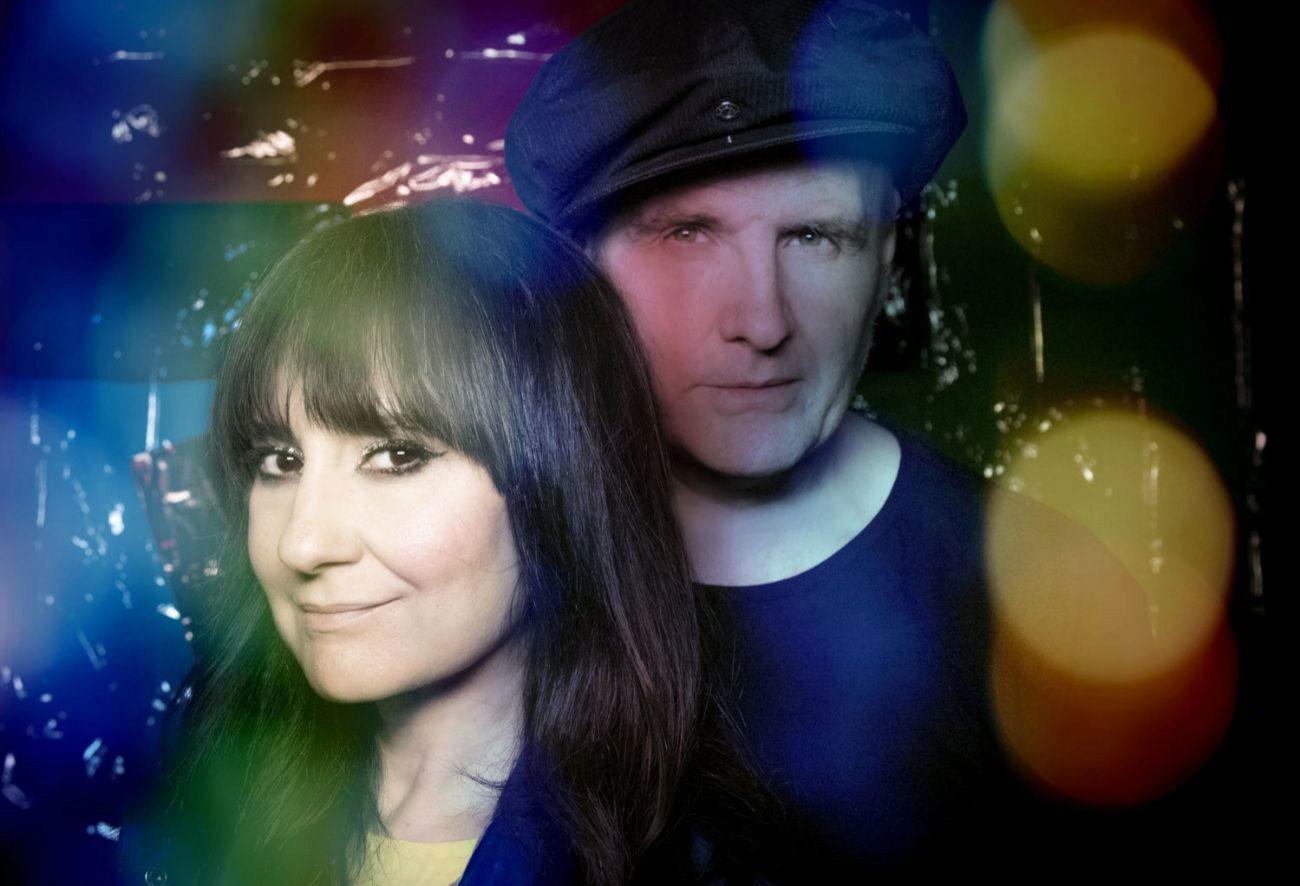 Garantía total sobre el escenario, el dúo formado por Eva Amaral y...