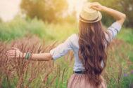Estos son los mejores remedios naturales para cuidar el pelo tras el verano