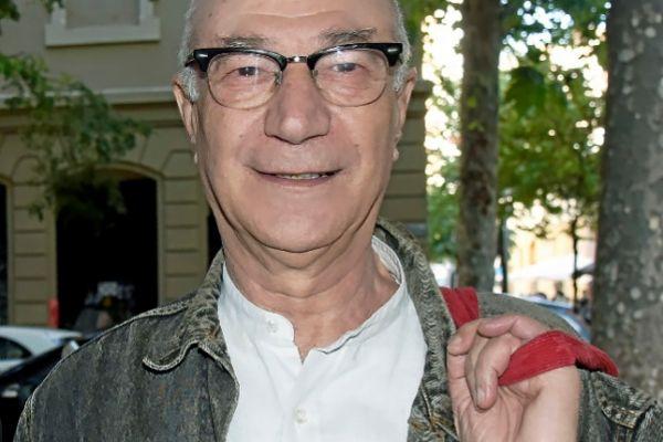 El editor Enrique Murillo.