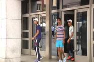 Tres de los cuatro argelinos detenidos por la violación de una joven de 18 años en el parque Etxebarria son puestos en libertad.