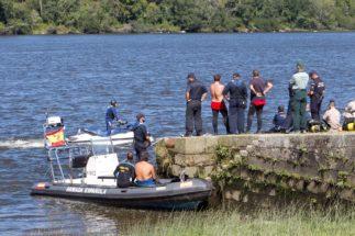 Encuentran el cadáver del triatleta portugués desaparecido en el río Miño