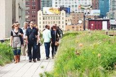 Los 10 años de High Line, el parque flotante que ha transformado la ciudad