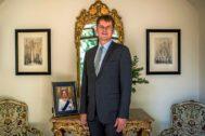 Hugh Elliott, nuevo embajador británico en España.