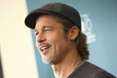Brad Pitt, la semana pasada en el Festival de Venecia.