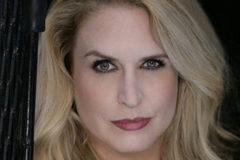 La soprano Angela Turner Wilson.