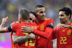 España pinta muy bien, pese al sofoco