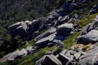 La Peñota, donde se encontró el cuerpo de Blanca Fernández Ocho.