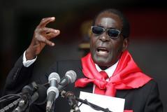 Muere el ex presidente Robert Mugabe  a los 95 años