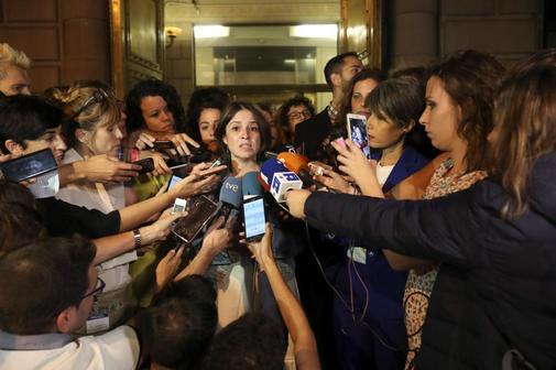Así fue la reunión PSOE-Podemos: cuatro horas en blanco y una para concretrar un nuevo encuentro 15677572368765