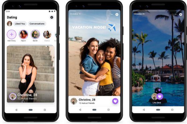 Facebook lanza Facebook Dating, su propio Tinder, para ligar con contactos