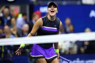El sueño de la adolescente Andreescu contra Serena