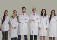 El equipo médico de la Unidad Dental de Quirónsalud Alicante.