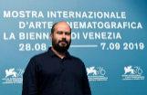 El director Ciro Guerra