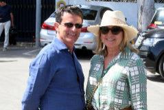 Manuel Valls y Susana Gallardo este verano en Marbella