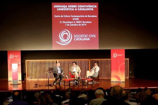Antonio Moreno 07.09.2019 Barcelona Cataluña. Jornadas Sobre...