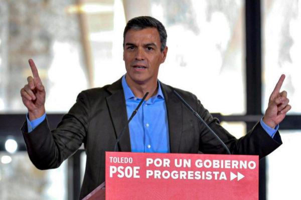 """Pedro Sánchez ya reconoce que existe """"un riesgo cierto de elecciones"""""""