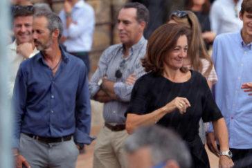 """Último adiós a Blanca Fernández Ochoa: """"Están todos rotos"""""""