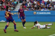 Women's Primera Division - FC Barcelona vs CD Tacon