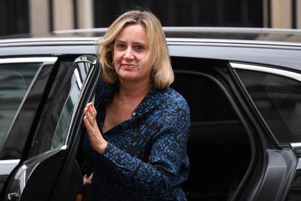 London (United Kingdom), 02/09/2019.- (FILE) Britain's Secretary of...