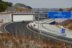 La Junta proyecta una autovía que rodee Doñana y una  Cádiz con Huelva