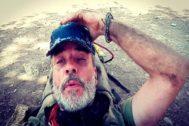 Ferran Barber, en una imagen publicada por Reporteros Sin Fronteras.