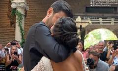Melendi y Julia Nakamatsu se casan (por fin)
