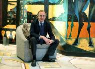 El presidente del PP en el País Vasco, Alfonso Alonso, en Madrid.