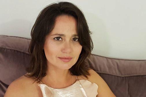 Marisa Alemany, autora de 'Diosa de tierra y metal'.