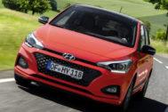 El Hyundai i20 es un compacto muy capaz y dinámico.