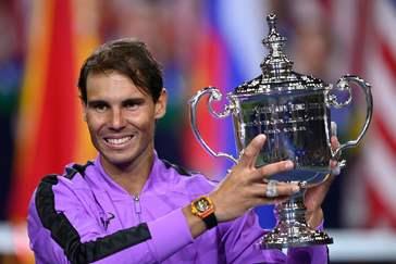 Rafa Nadal despliega toda su mística y logra en Nueva York su 19º Grand Slam