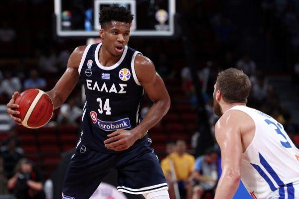 Basketball - FIBA World Cup - Second Round - Group K - Czech Republic...