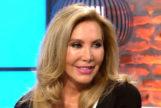 Norma Duval en Viva la vida, donde defendió a Plácido Domingo
