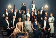 Cartel de la película 'Downton Abbey'