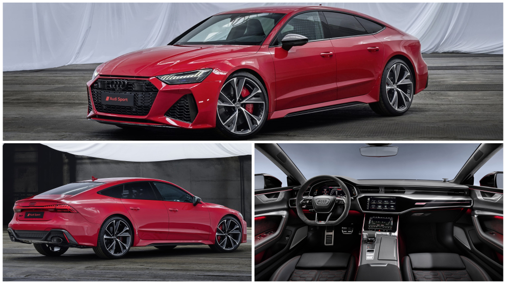 Audi RS7 Sportback: Así es la berlina coupé de la marca alemana