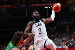<HIT>Basketball</HIT> - FIBA World Cup - Second Round - Group K - United States v Brazil