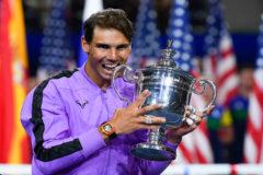 Rafa Nadal, a un solo mordisco de Federer