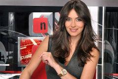 La periodista y presentadora de Informativos Cuatro Marta Fernández.