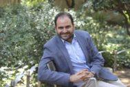 Fernando Sánchez Costa, presidente de SCC, el lunes en Barcelona