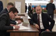 Putin bloquea a la oposición en las elecciones locales
