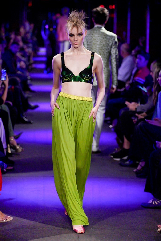 Desfile Tom Ford - Colección primavera-verano 2020 - New York Fashion...