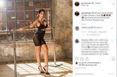 La novia de Cristiano Ronaldo, de 25 años, ha querido mostrar algunas...