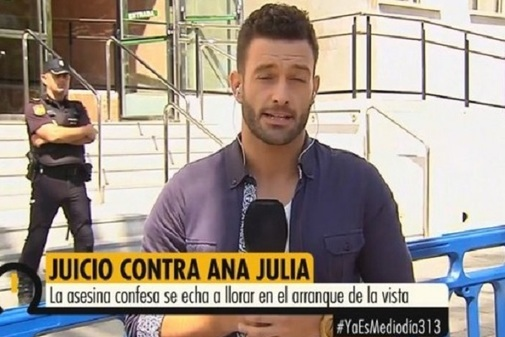 José Araque en Ya es mediodía