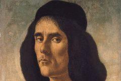 Detalle del retrato de Marullo.