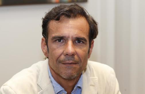El detective fundador de Método 3, Francisco Marco, en una entrevista...